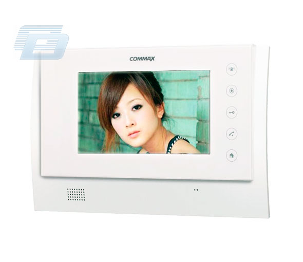 DOMOFONS COMMAX - VIDEO MONITORS CDV-70UM AR WIFI FUNKCIJU