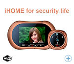 Bezvadu WIFI video actiņa ROLLUP iHOME-3
