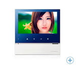 Krāsains 7-collas hands-free video monitors CDV-70H domofoniem COMMAX