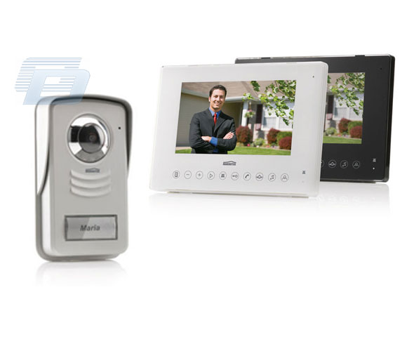 BEZVADU VIDEO DOMOFONS MARMITEK WIRELESS DOORGUARD-450