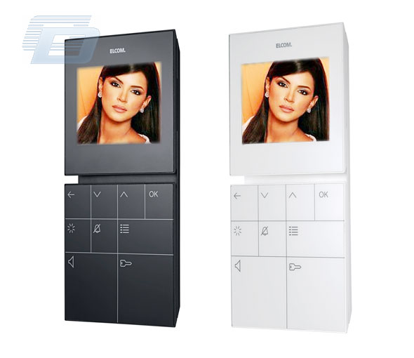domofonu apraksts d 052183 fermax vds colour iloft monitor black. Black Bedroom Furniture Sets. Home Design Ideas